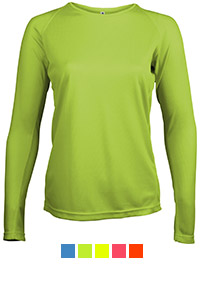 Tee Shirt sport Manches Longues