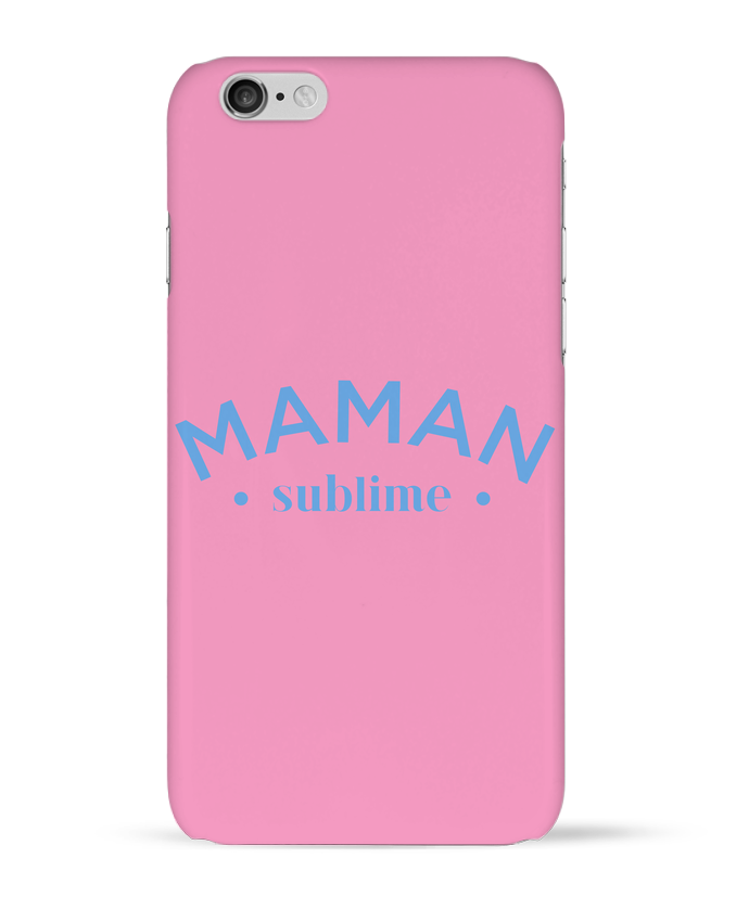 Coque 3D Iphone 6 Maman sublime par tunetoo