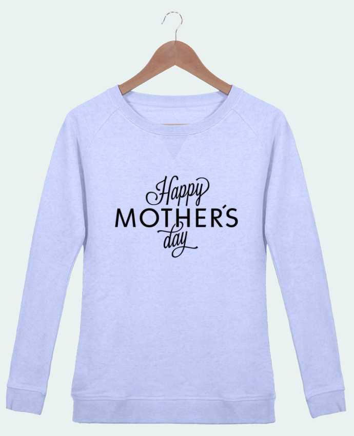 Sweat-shirt Femme Stella Trips Happy Mothers day par tunetoo