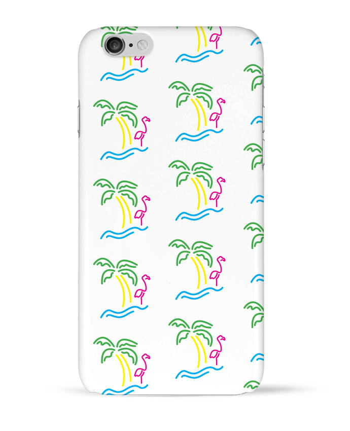 Coque 3D Iphone 6 Summer par tunetoo