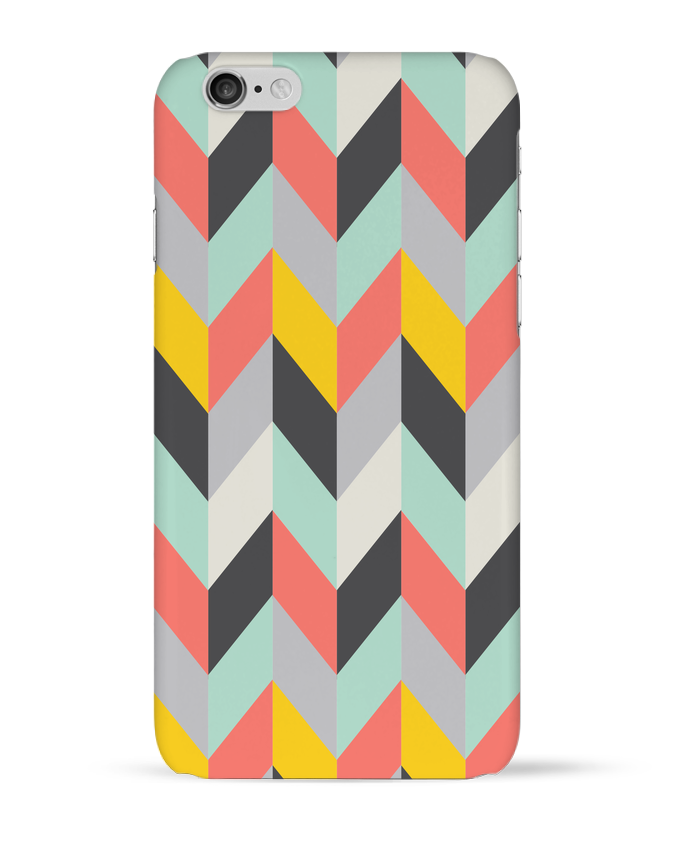 Coque 3D Iphone 6 Graphic pattern par tunetoo
