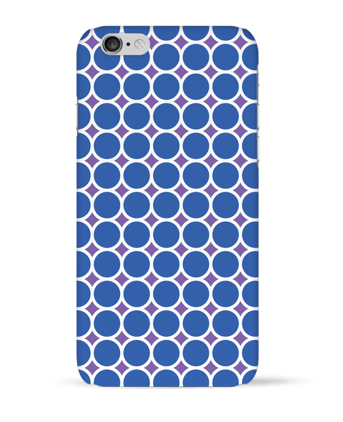 Coque 3D Iphone 6 Pois par tunetoo