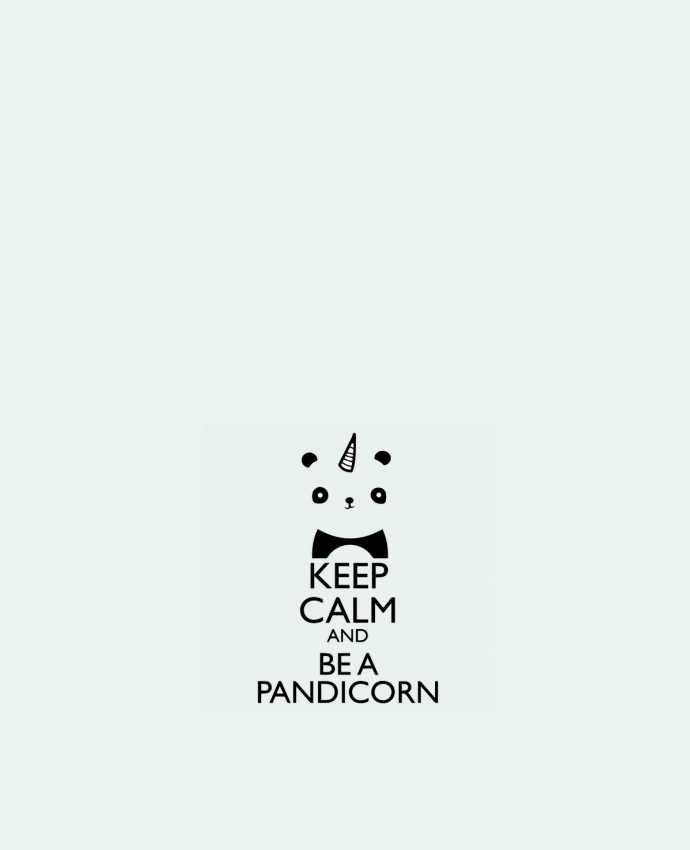 Sac en Toile Coton keep calm and be a Pandicorn par tunetoo