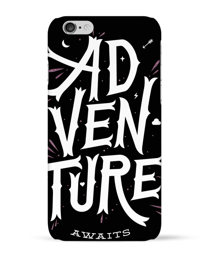 Coque 3D Iphone 6 Adventure Awaits par chriswharton