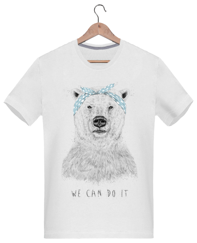 T-Shirt Homme we_can_do_it par Balàzs Solti