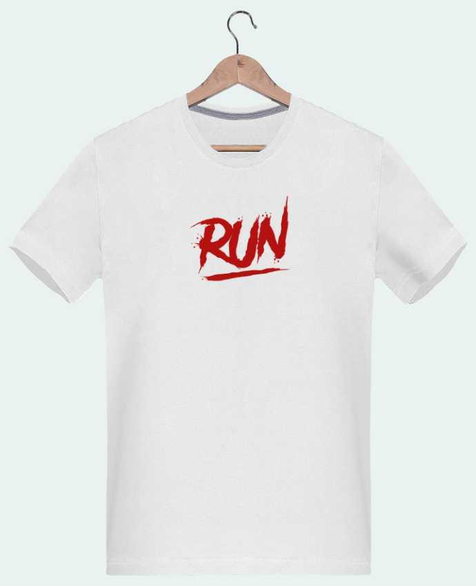 T-Shirt Homme Run par tunetoo