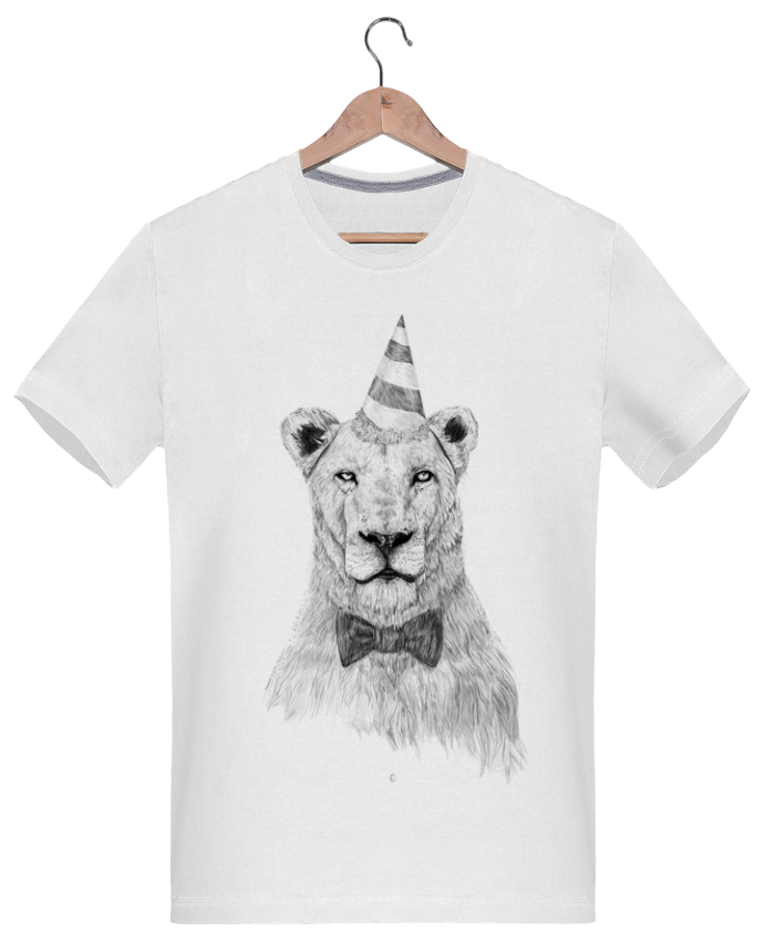 T-Shirt Homme Get the party started par Balàzs Solti