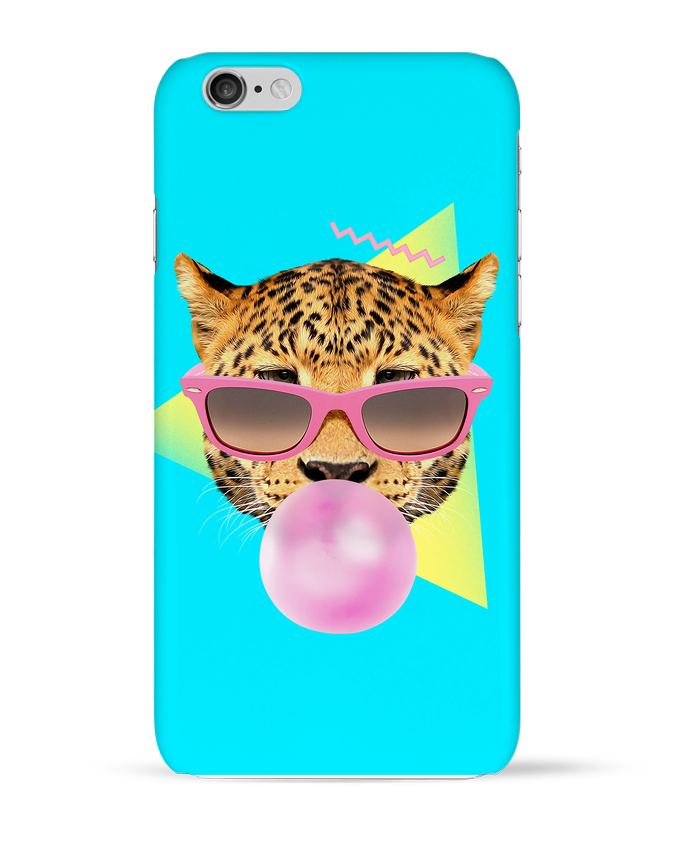 Coque 3D Iphone 6 Bubble gum leo par robertfarkas
