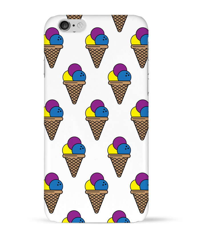 Coque 3D Iphone 6 Glace par tunetoo