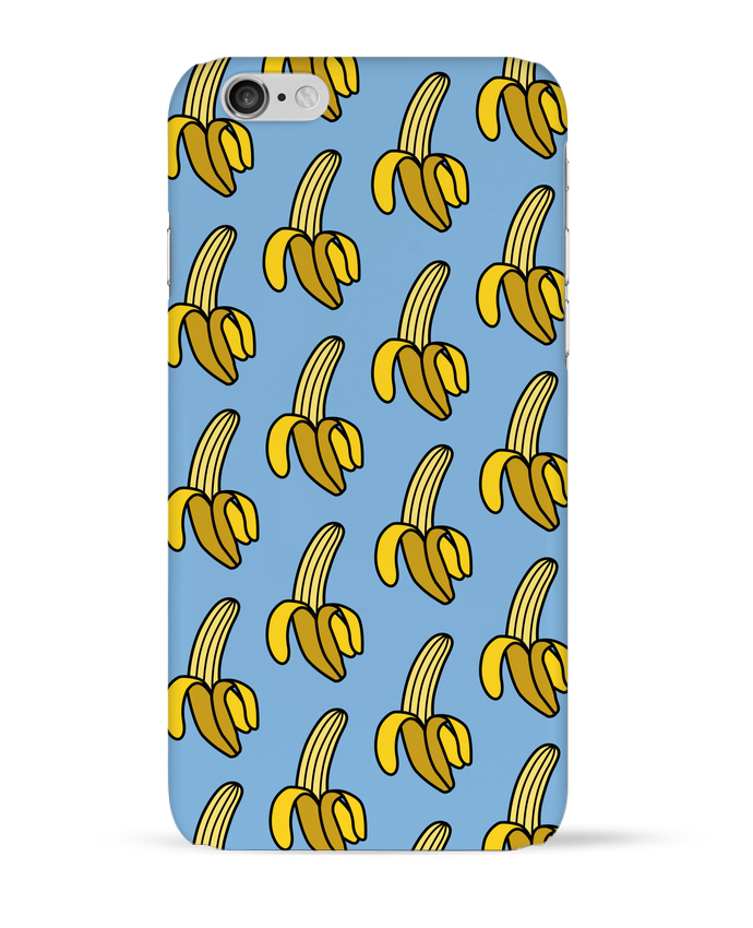 Coque 3D Iphone 6 Banana par tunetoo