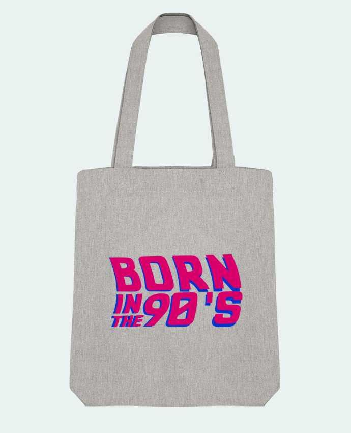Tote Bag Stanley Stella Born in the 90's par tunetoo