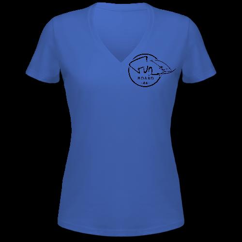 T-shirt femme blue