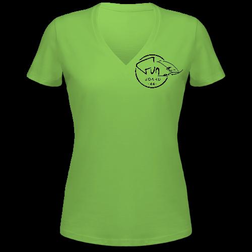 T-shirt femme green