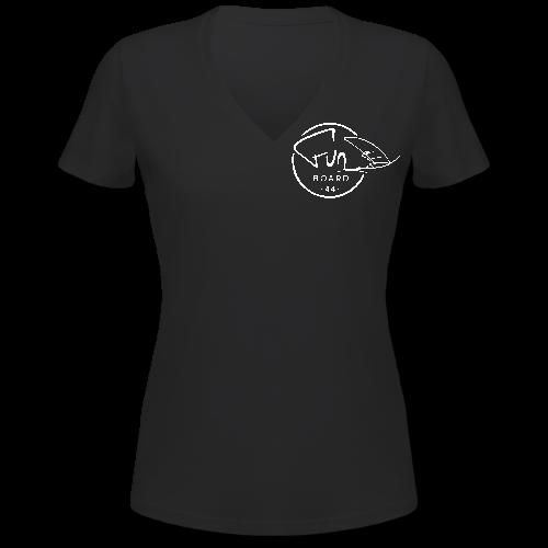 T-shirt femme black