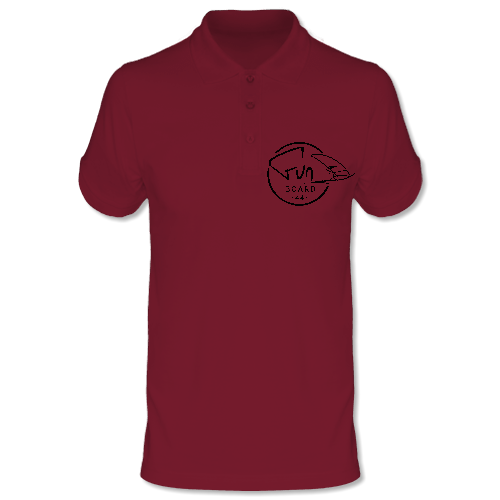 Polo homme red