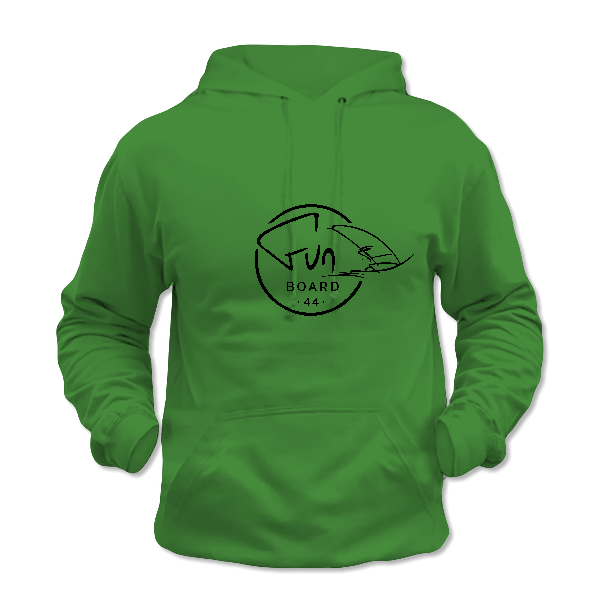 Sweat capuche Homme green