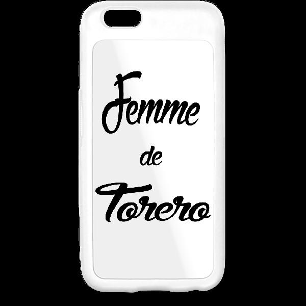 """coque iphone 6 """"femme de torero"""""""