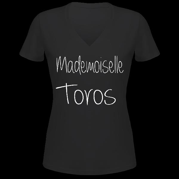 Mademoiselle toros