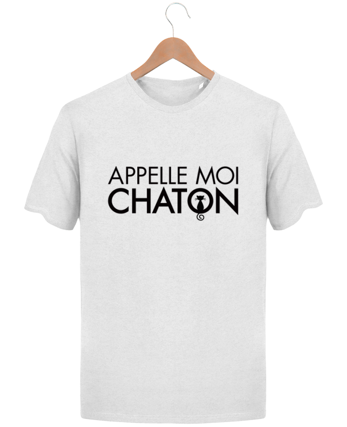 t shirt homme stanley hips appelle moi chaton tunetoo. Black Bedroom Furniture Sets. Home Design Ideas
