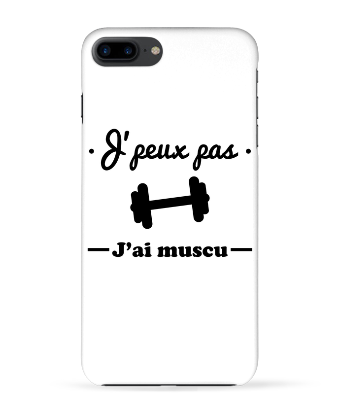 Coque Iphone  Musculation