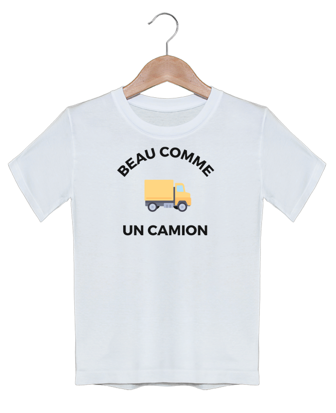 t shirt homme beau comme un camion ruuud tunetoo. Black Bedroom Furniture Sets. Home Design Ideas