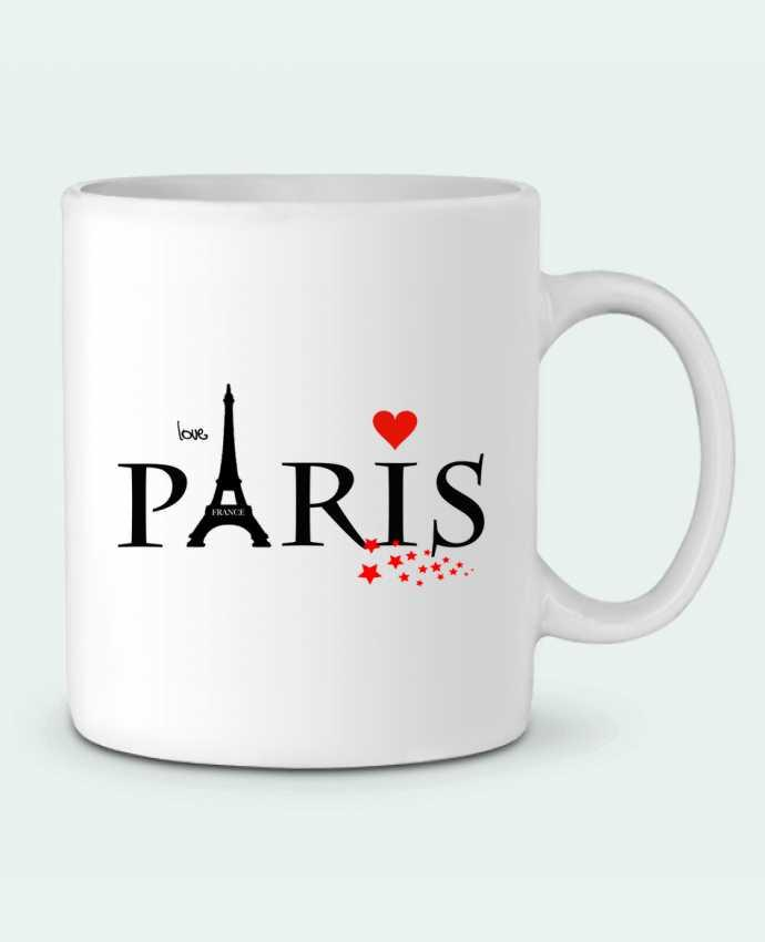 Mug en Céramique Paris love par Dream Design