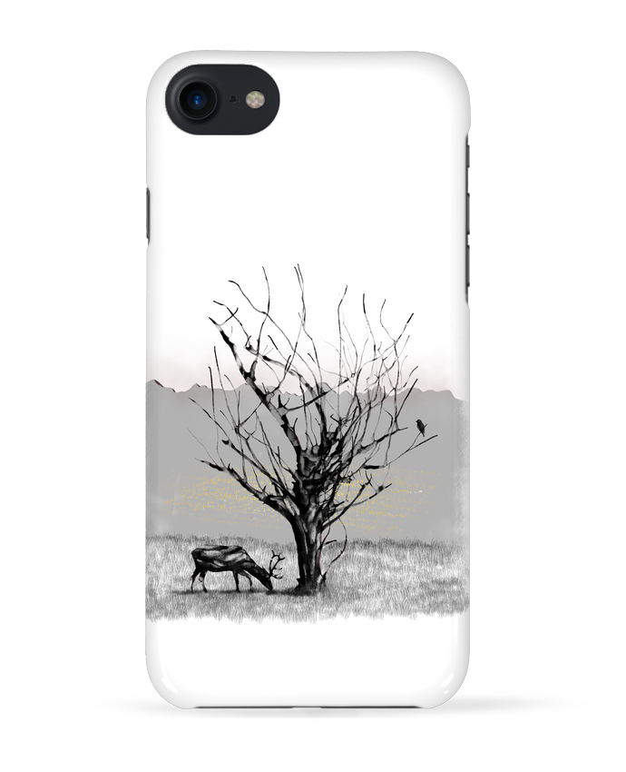 Coque 3D Iphone 7 The view de Florent Bodart