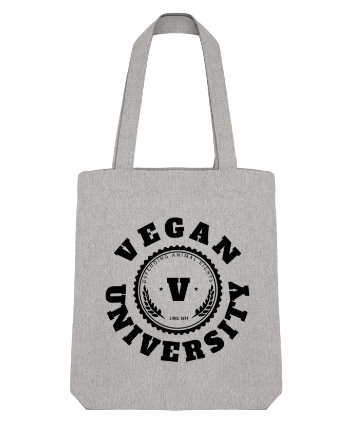 Tote Bag Stanley Stella Vegan University par Les Caprices de Filles