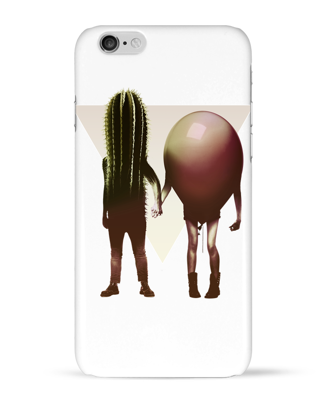 Coque 3D Iphone 6 Couple Hori par ali_gulec