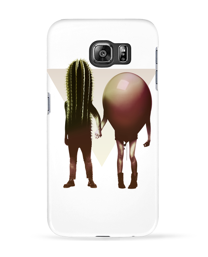 Coque 3D Samsung Galaxy S6 Couple Hori - ali_gulec