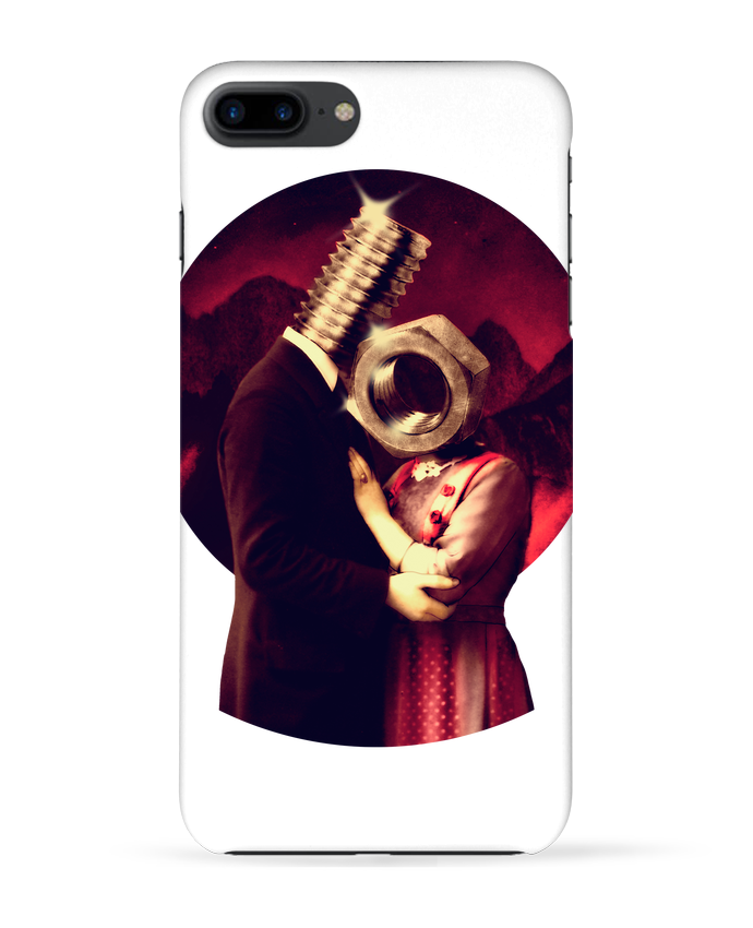 Coque 3D Iphone 7+ Screw Love par ali_gulec