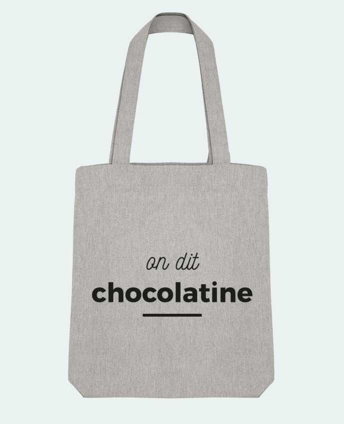 Tote Bag Stanley Stella On dit chocolatine par Ruuud