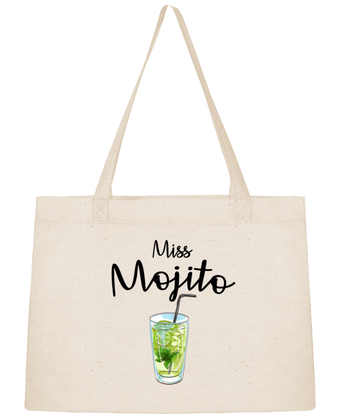 Sac Shopping Miss Mojito par FRENCHUP-MAYO
