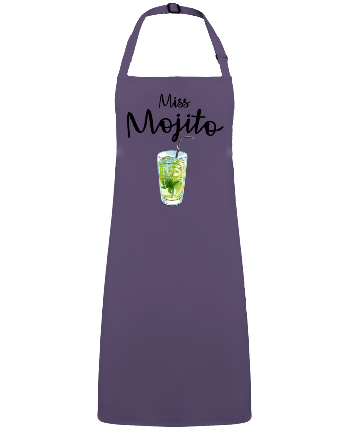 Tablier Miss Mojito par  FRENCHUP-MAYO