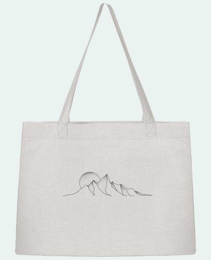 Sac Cabas Shopping Stanley Stella mountain draw par /wait-design