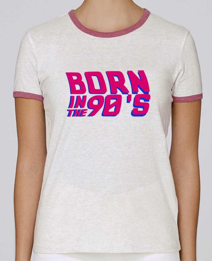 T-shirt Femme Stella Returns Born in the 90