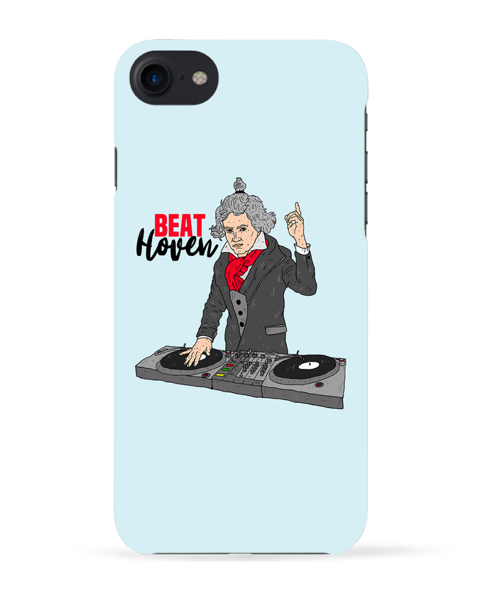 Coque 3D Iphone 7 Beat Hoven Beethoven de Nick cocozza