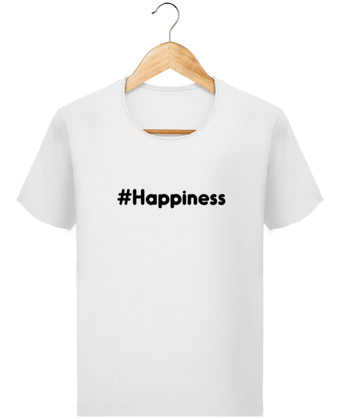 T-shirt Homme Stanley Imagines Vintage #Happiness par tunetoo