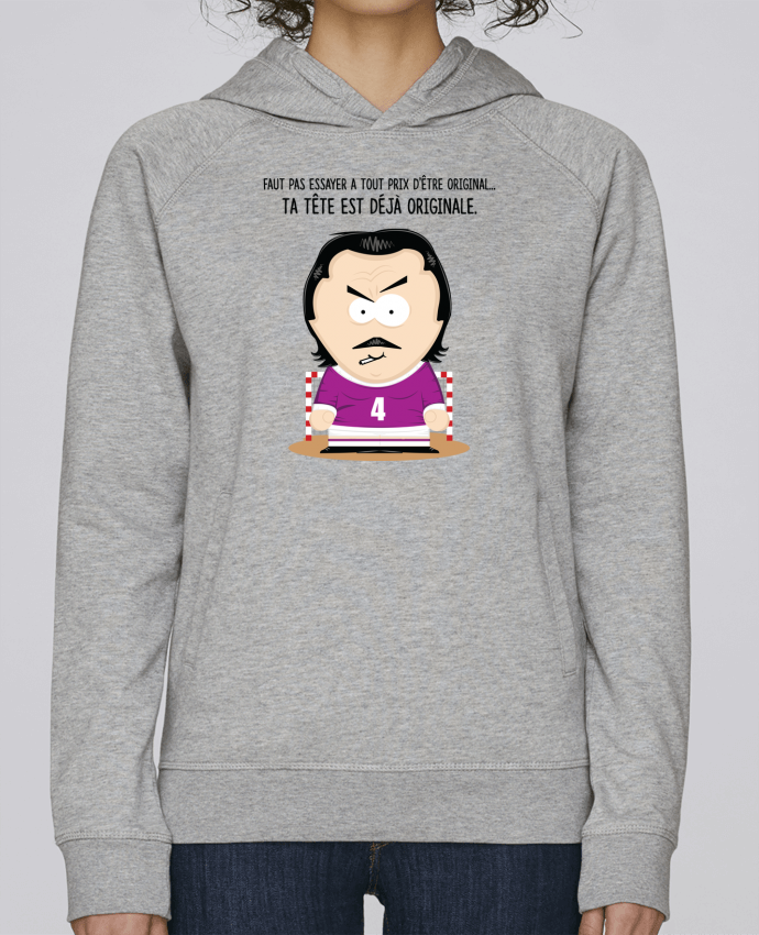 Sweat Capuche Femme Stanley Base Dikkenek South Park par PTIT MYTHO