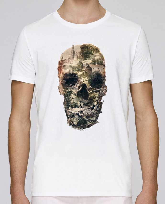 T-Shirt Col Rond Stanley Leads Skull town par ali_gulec