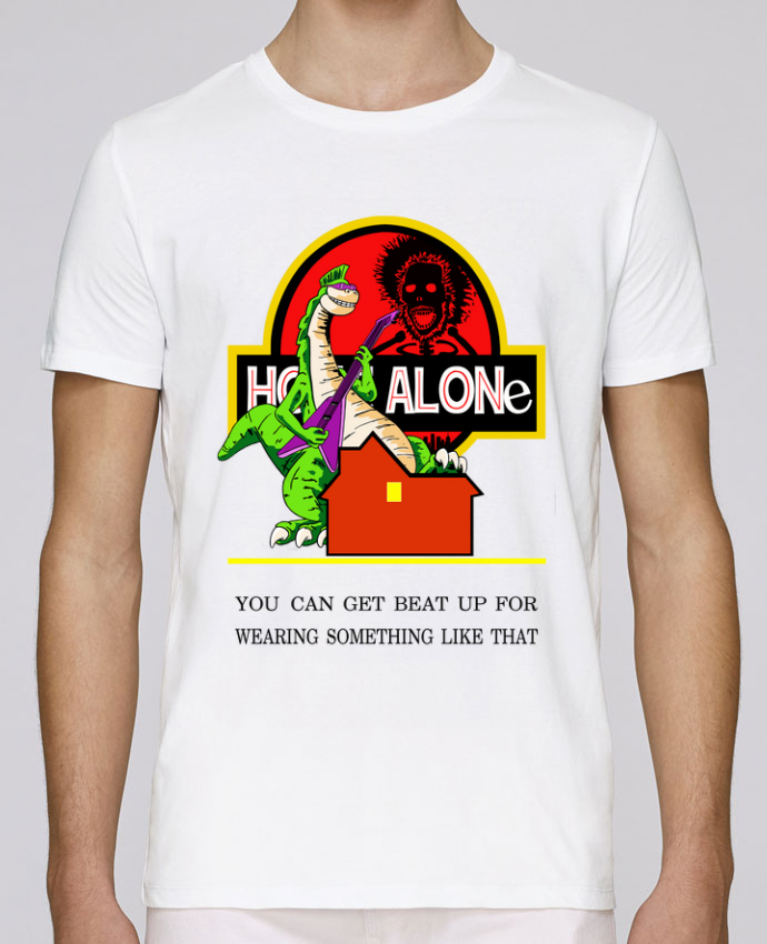 T-Shirt Col Rond Stanley Leads Home Park par B iCon