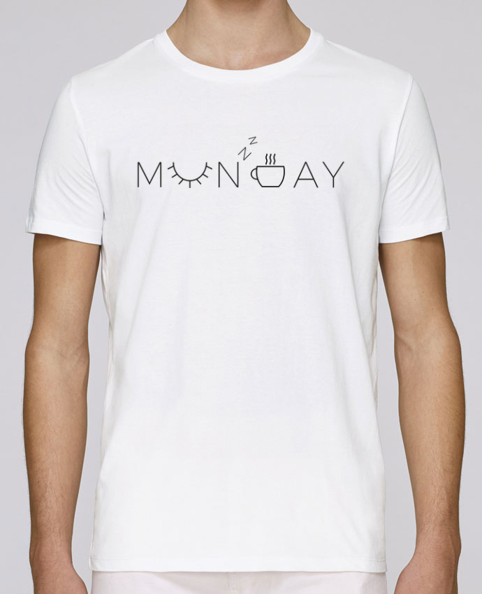 T-Shirt Col Rond Stanley Leads Monday par Ruuud