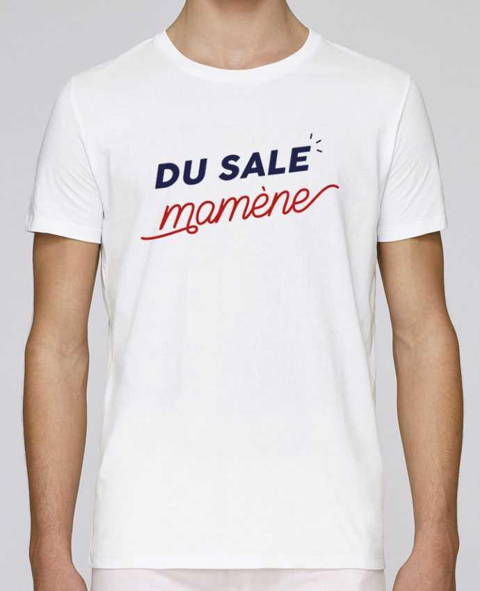 T-Shirt Col Rond Stanley Leads du sale mamène by Ruuud par Ruuud