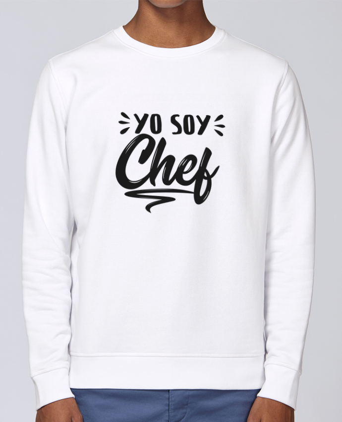 Sweat Col rond Unisex Stanley Stella Rise soy chef par tunetoo