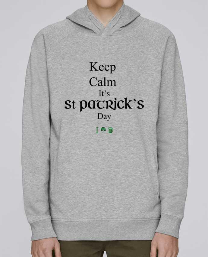 Sweat Capuche Homme Stanley Base Keep calm it