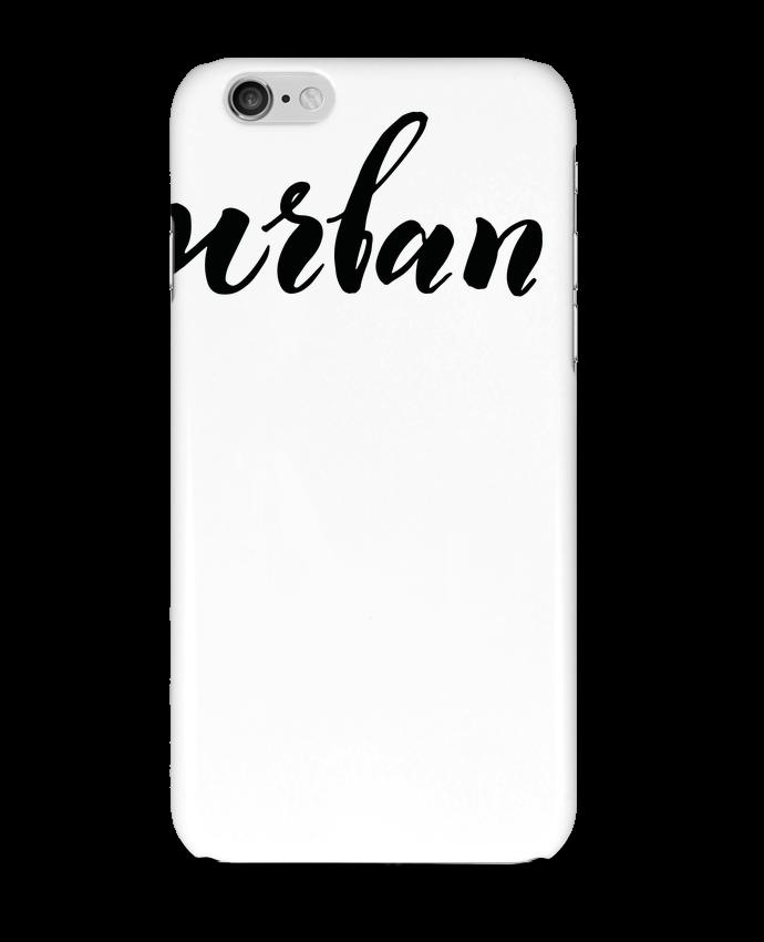 580488 coque 3d iphone 6 blanc urban by lf design