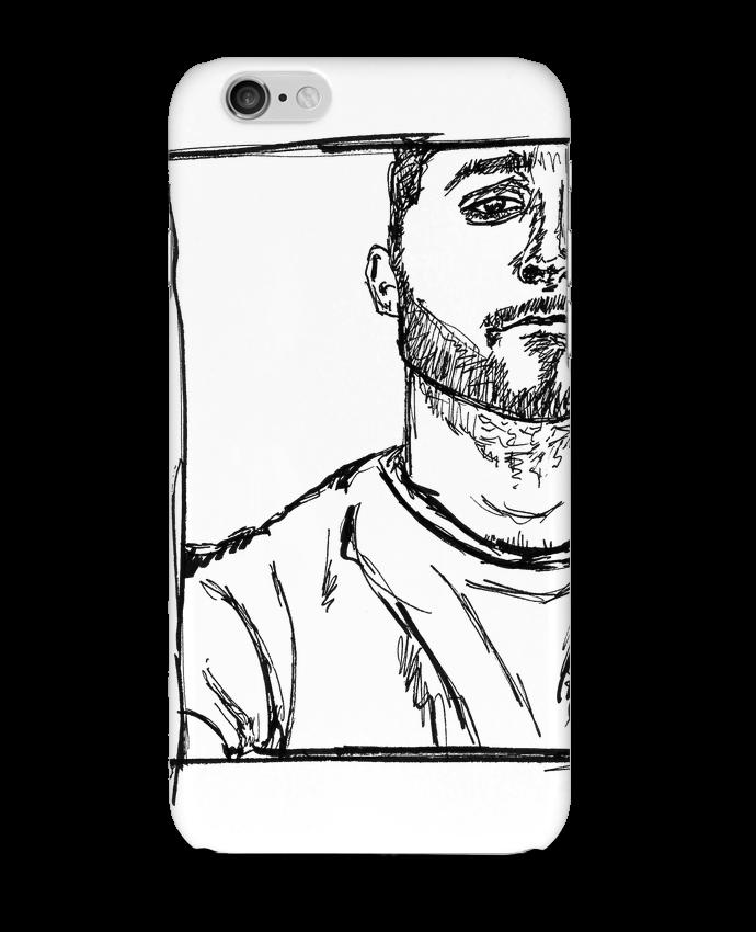 coque iphone 6 barbu