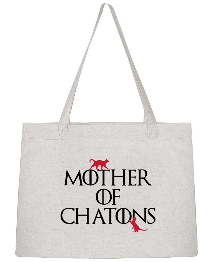 Sac Cabas Shopping Stanley Stella Mother of chatons par tunetoo