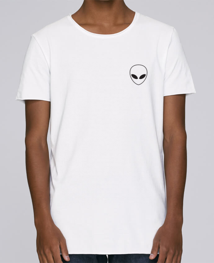 T-shirt Homme Oversized Stanley Skates Alien and Planet par tunetoo