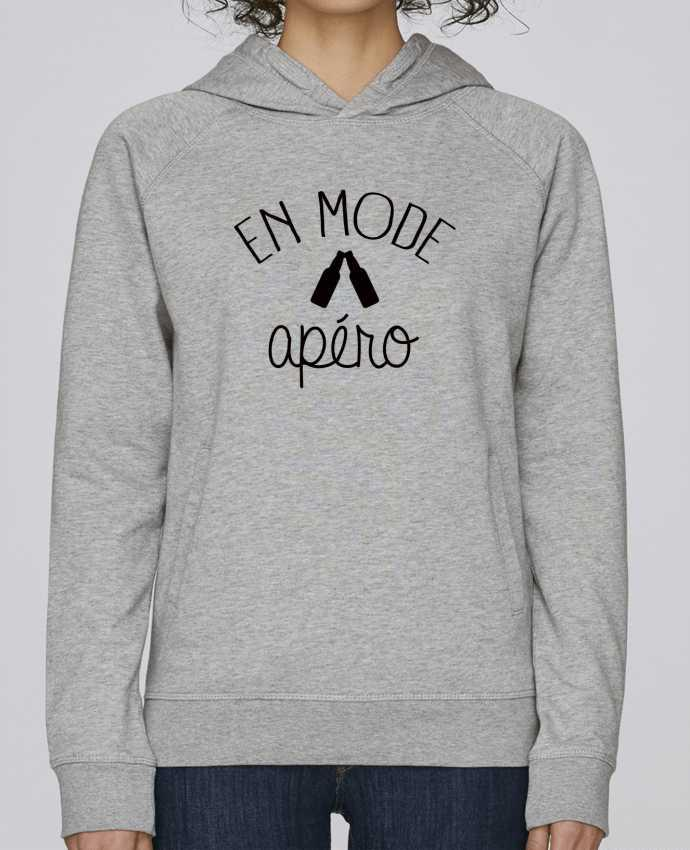 Sweat Capuche Femme Stanley Base En Mode Apéro par Freeyourshirt.com